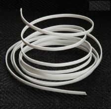 5m Coil of White Malleus Wire